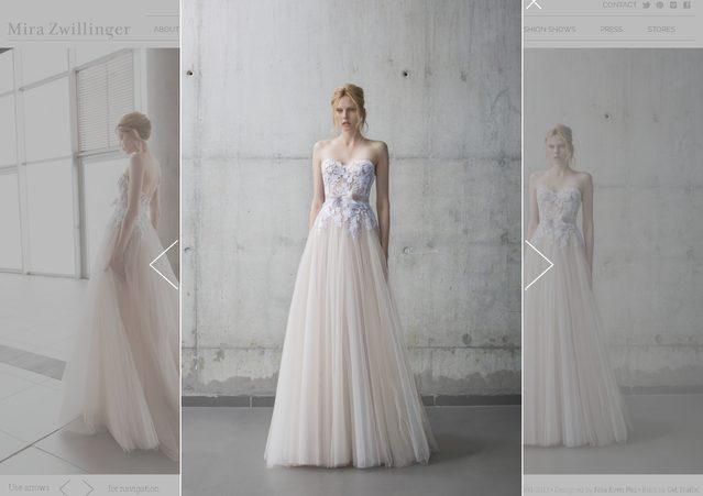 Wiemy, kto zaprojektowa� sukni� �lubn� Mariny �uczenko-Szcz�snej