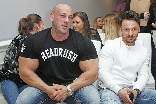 Qczaj, Chodakowska i Burneika na fit imprezie (ZDJĘCIA)