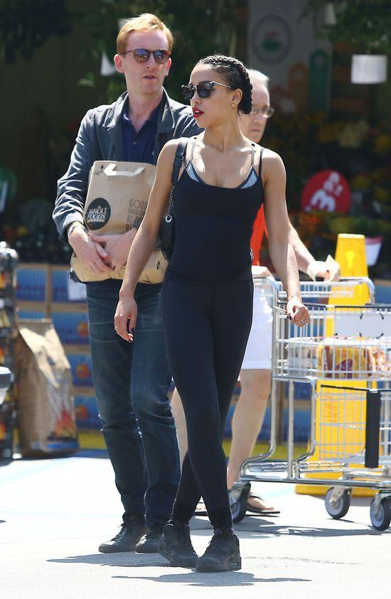 To dlatego związek Pattinsona i FKA Twigs przeżywa kryzys?