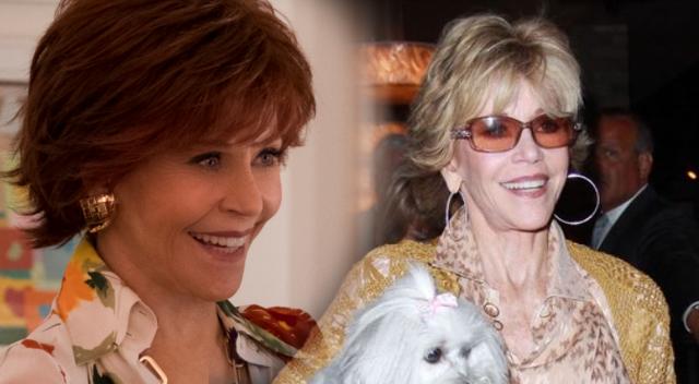 80-letnia Jane Fonda w nowym filmie zagra sceny jak w 50 twarzach Greya?!