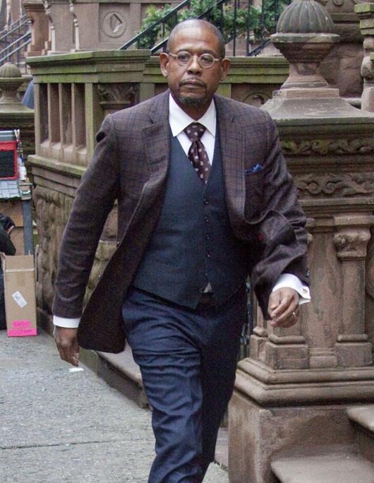 Forest Whitaker został wzięty za drobnego złodzieja