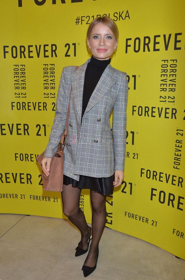 Gwiazdy na otwarciu nowego sklepu Forever 21 (ZDJĘCIA)