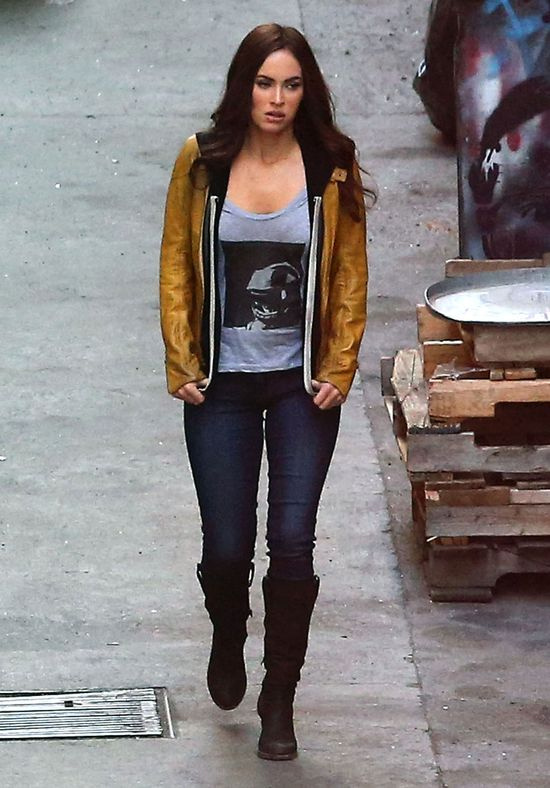 Megan Fox już odzyskała figurę po ciąży?! (FOTO)