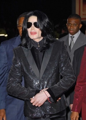 Michael miał kiedyś talent...