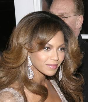 Sztuczna, wąsata Beyonce?
