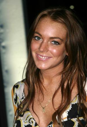 Lindsay Lohan na wolności