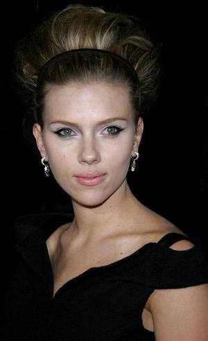 Scarlett Johansson po ślubie