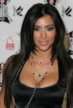 Kim Kardashian walczy