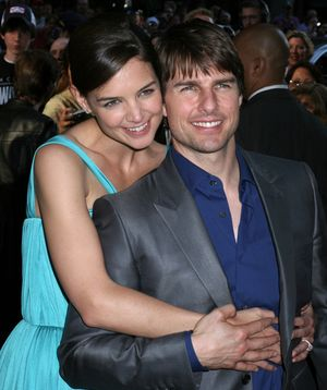 Tom Cruise i jego Suri