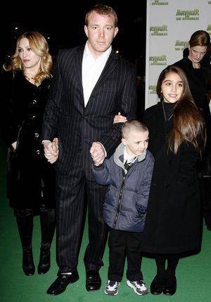 Madonna to trudna mama
