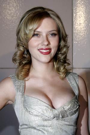 Scarlett Johansson wirtualnie