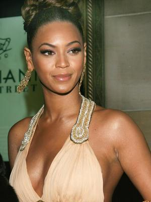 Beyonce lubi swoje kilogramy