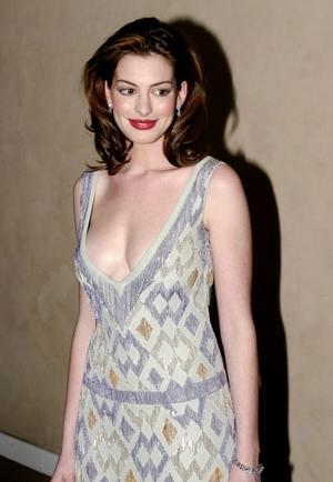 Anne Hathaway pozwala na wiele