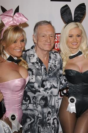 Hugh Hefner to cienias