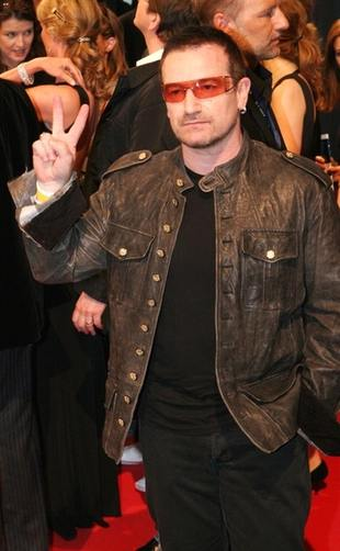 Bono naczelnym Vanity Fair