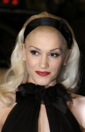 Gwen Stefani śpi w hotelu