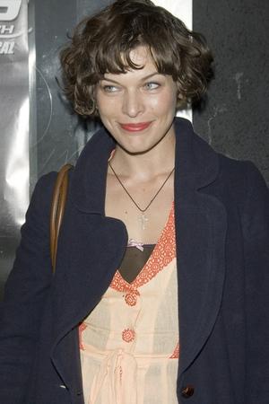 Milla Jovovich w Vogue