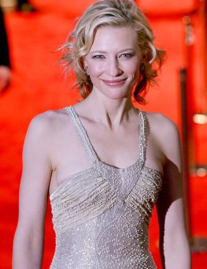 Cate Blanchett w Indiana Jones 4