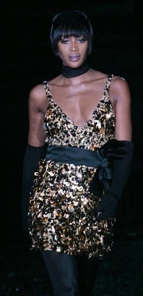 Naomi Campbell uwielbia być gwiazdą