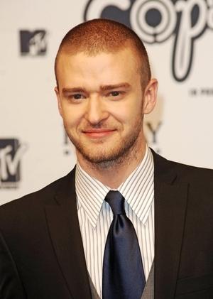 Pupa Justina Timberlake'a