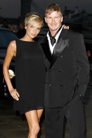 Oddzielne życie Beckhamów