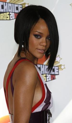 Rihanna na koncercie w Niemczech