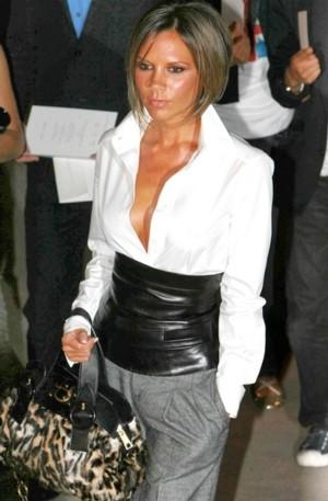 Victoria Beckham i  sutekgate