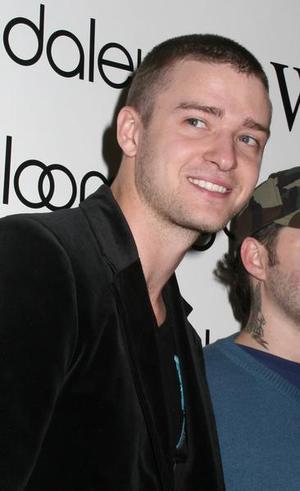 Justin Timberlake kicha na nagrody