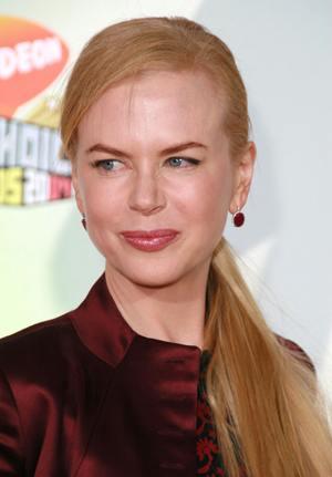 Nicole Kidman wyczerpana
