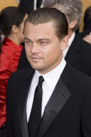 Leonardo DiCaprio tatusiem?