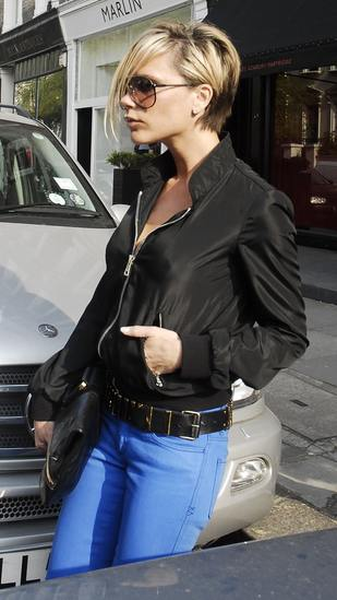 Victoria Beckham znowu o jedzeniu