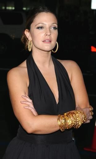 Piękna Drew Barrymore
