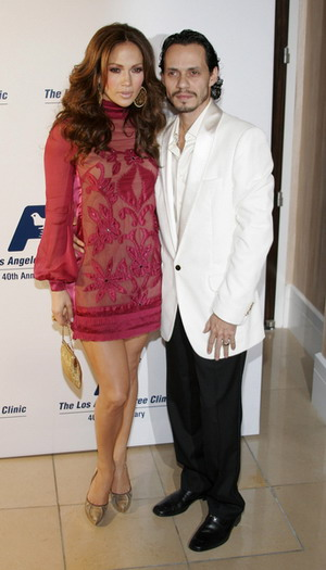 Nagrodzona J.Lo