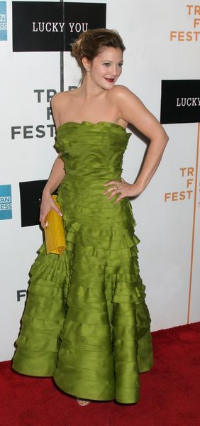 Drew Barrymore na premierze (FOTKI)