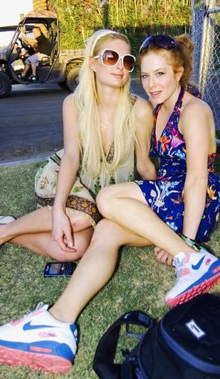 Paris Hilton wyrzuciła rzecznika