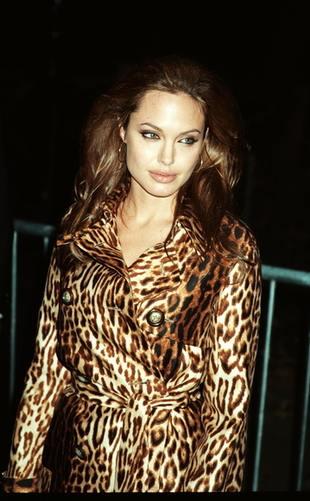 Jolie w Iraku