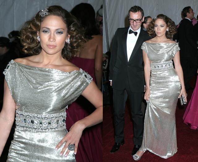 Jennifer Lopez kłuje w oczy