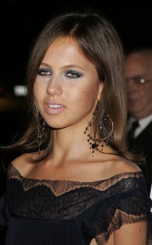 Allegra Versace waży 28 kilo