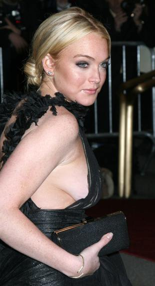 Lindsay Lohan się zabija