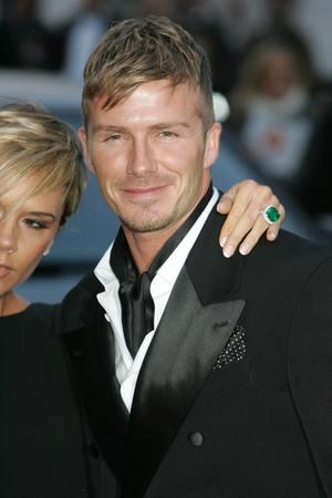 David Beckham jest uberseksualny