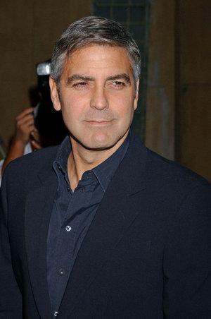 Clooney prawdziwym mężczyzną
