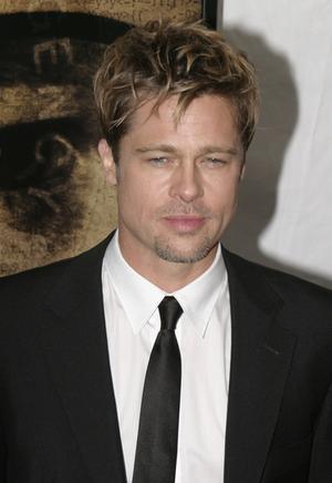 Brad Pitt ma nową dziarę