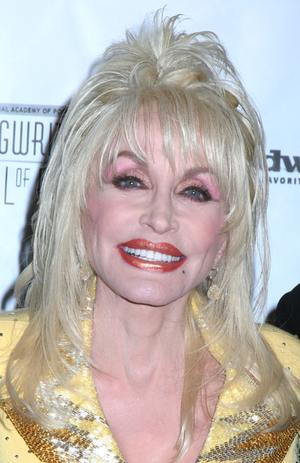 Dolly Parton szaleje