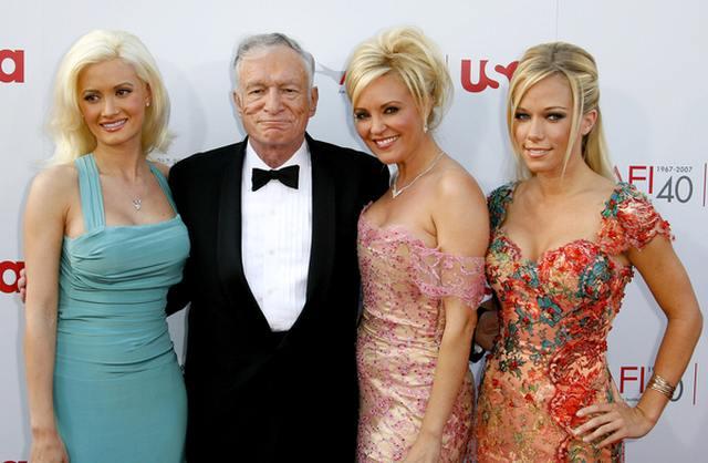 Króliczki Playboya rozrabiają