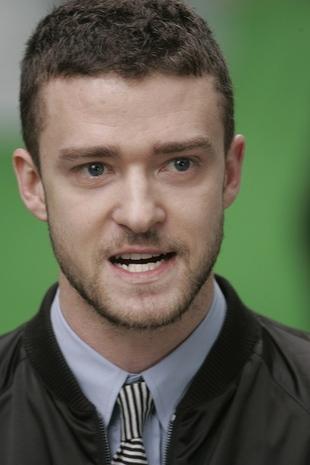 Timberlake nie lubi psów Jessiki Biel