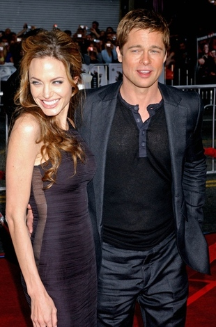 Angelina Jolie godzi się z ojcem