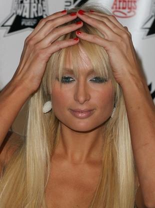 Paris Hilton w pudle z pokojówką