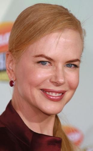 Nicole Kidman nie przeraża wiek