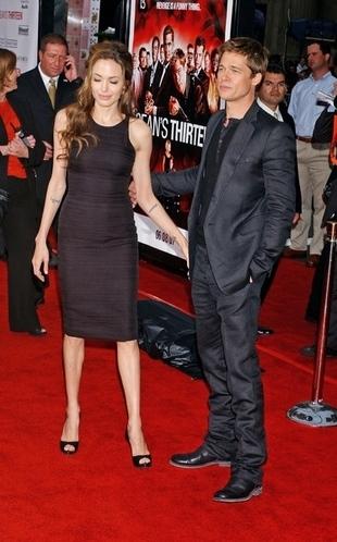 Angelina Jolie się broni