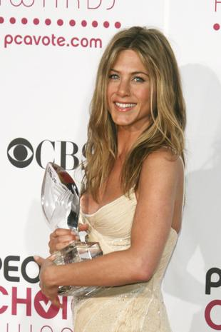 Jennifer Aniston z mamą Brada